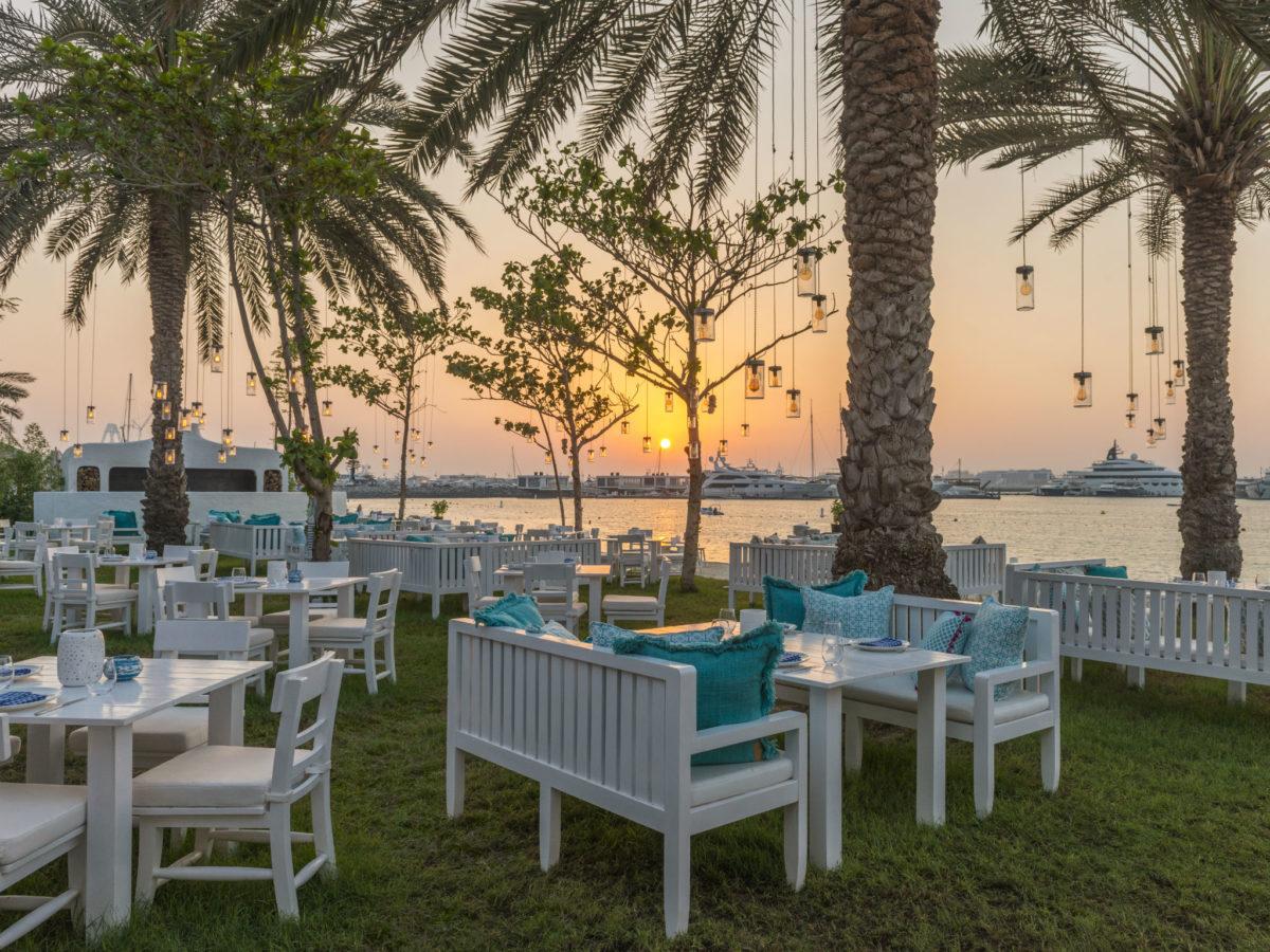 Fish Mina Seyahi Dubai | The Luxe DIary