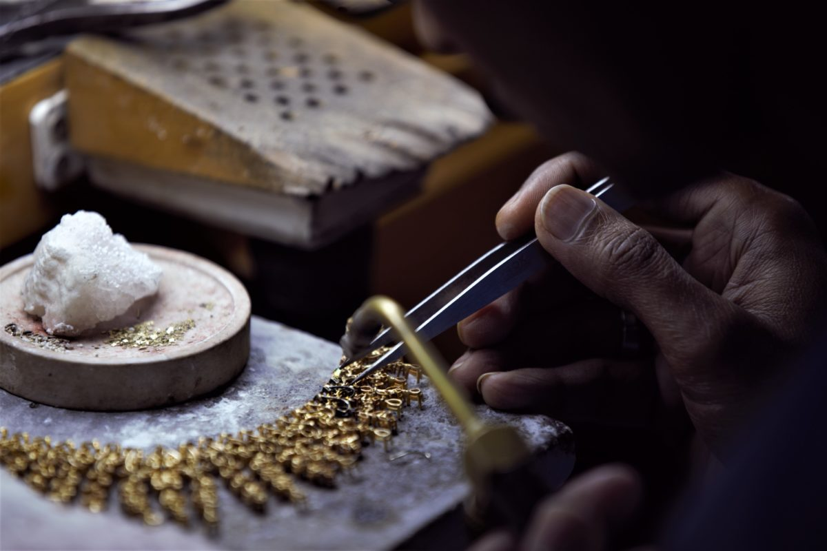 La Marquise Jewellery New Floral Collection | Behind the Scenes | The Luxe Diary
