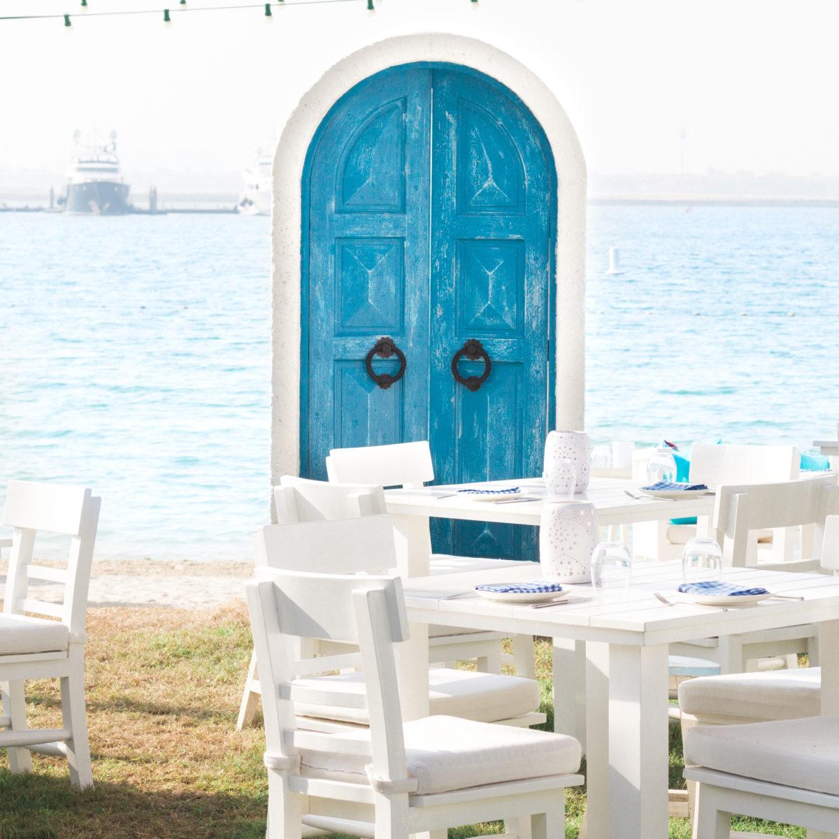 Fish Beach Taverna Dubai