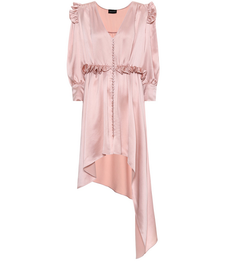 _MyTheresa Magda Butrym Tarragona satin silk dress € 1,340