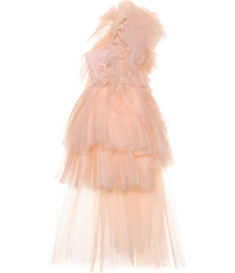 _MyTheresa Off-White Tulle gown € 8,550