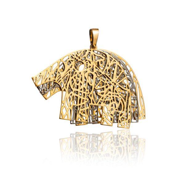 Nadim Karim, Golden Elephant, 2014