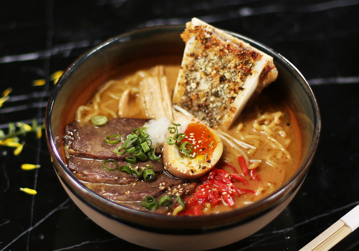 ONI Ramen - ONI Japanese Restaurant and Lounge