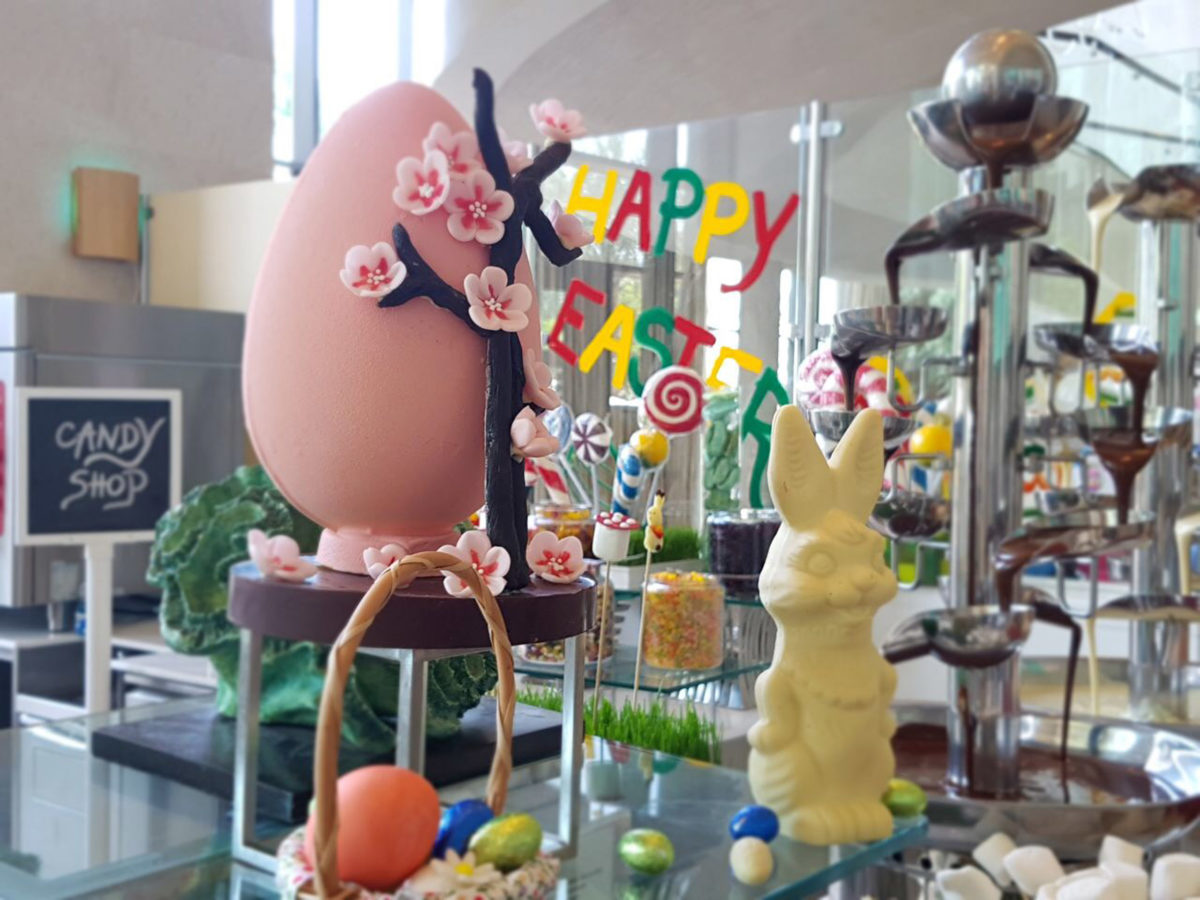 Olea's Easter Brunch | St. Regis Saadiyat Island Resort