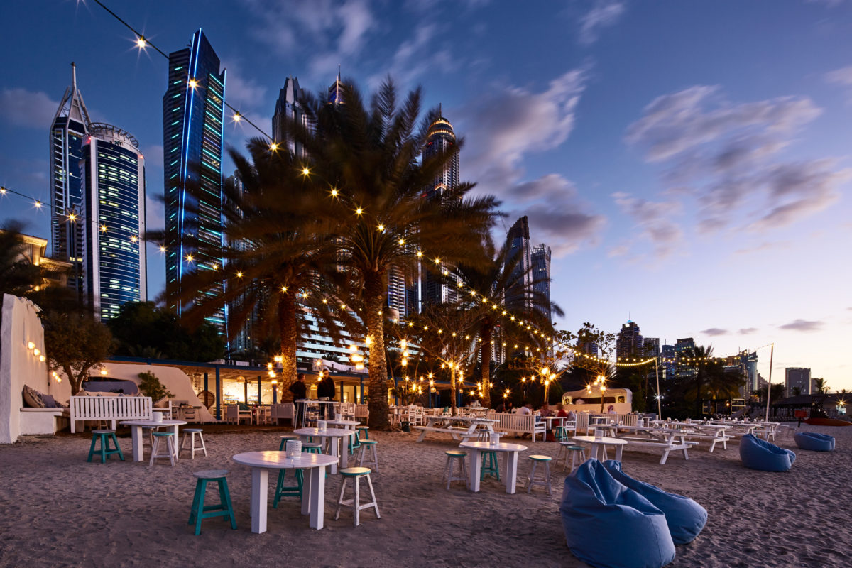 Fish Beach Taverna Dubai