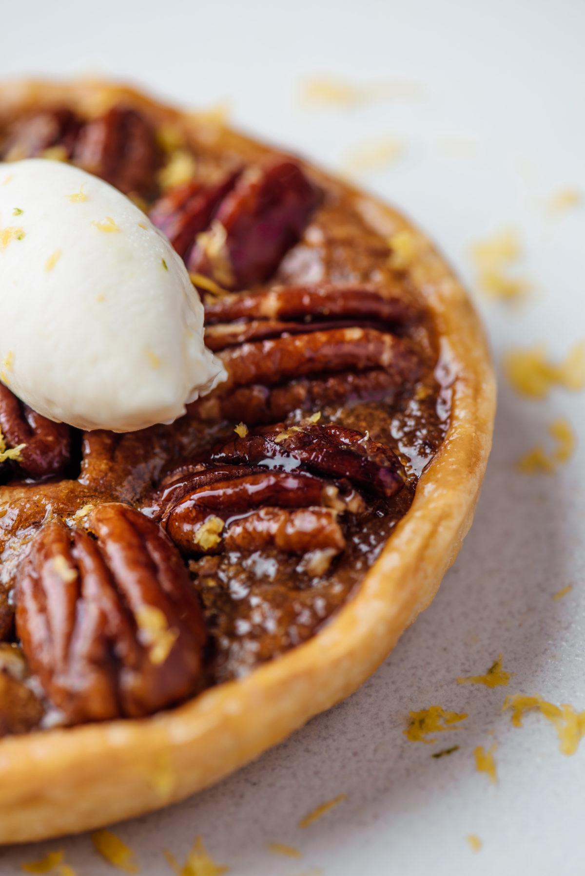 BSK Pecan Pie