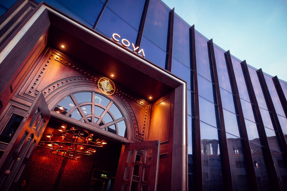 COYA Dubai 'Fashion Bazaar' | International Women's Day