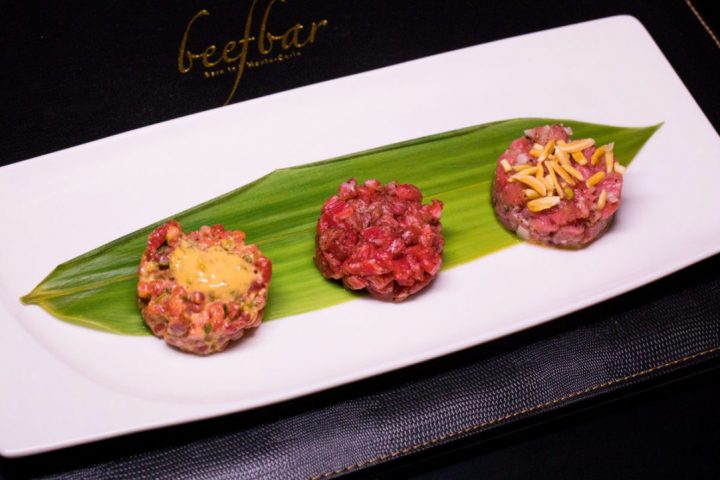 New Exquisite Menu 'Taste of Kobe' | Beefbar Dubai | Luxe Diary