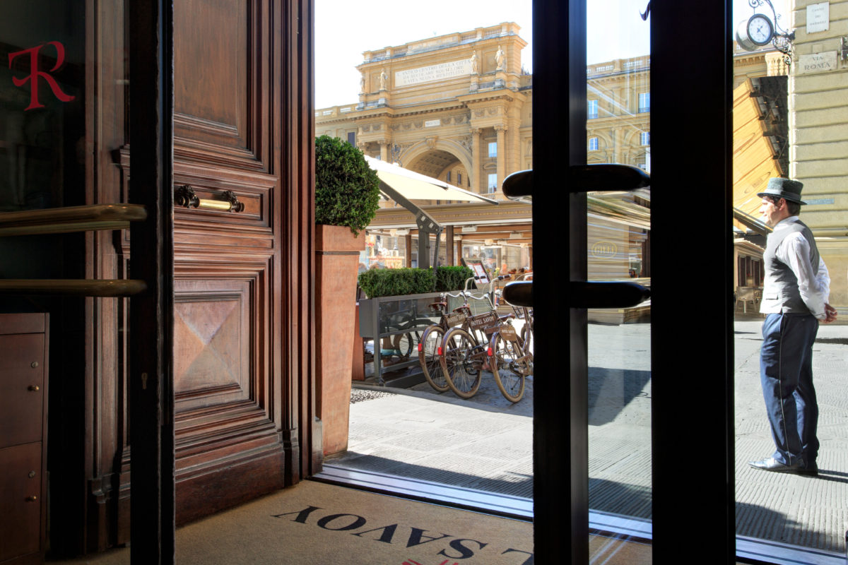 Rocco Forte Hotels  Hotel Savoy   Reopens   Luxe Diary