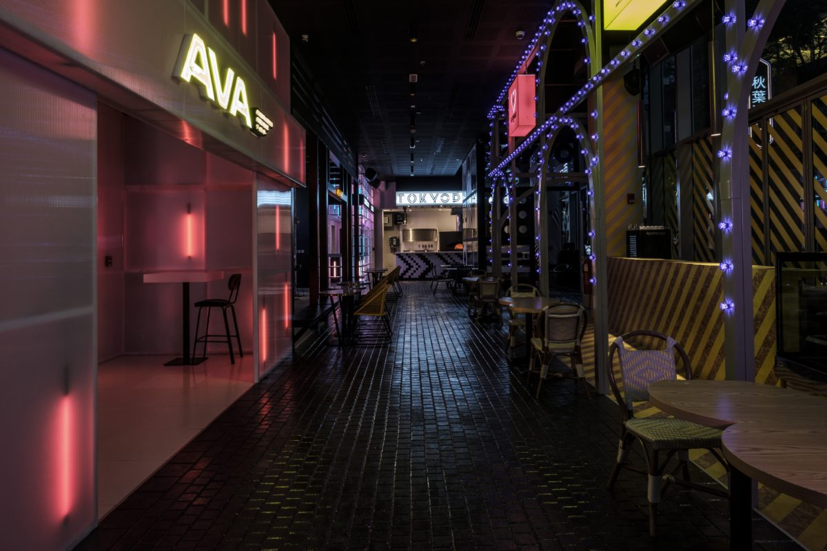 Discover Akiba-Dori, brand new Japanese-style resto-bar in D3 | The Luxe Diary