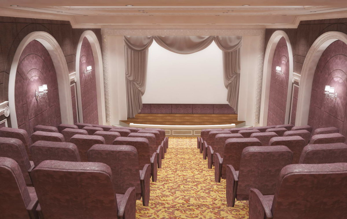 Cinema | Luxury Hotel Emerald Palace Kempinski Dubai