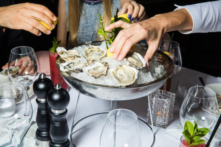 Crazy Fish Dubai Launches Oysters & Bubbly