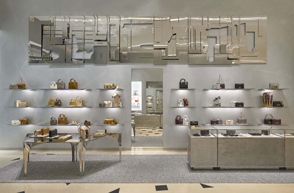 Dior Presents its New Boutique in the Dubai Mall | The Luxe Diary