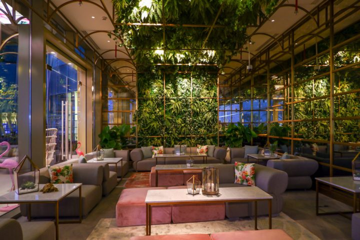 Pierre Gagnaire | New Restaurant Open Launch Dubai | The Luxe Diary