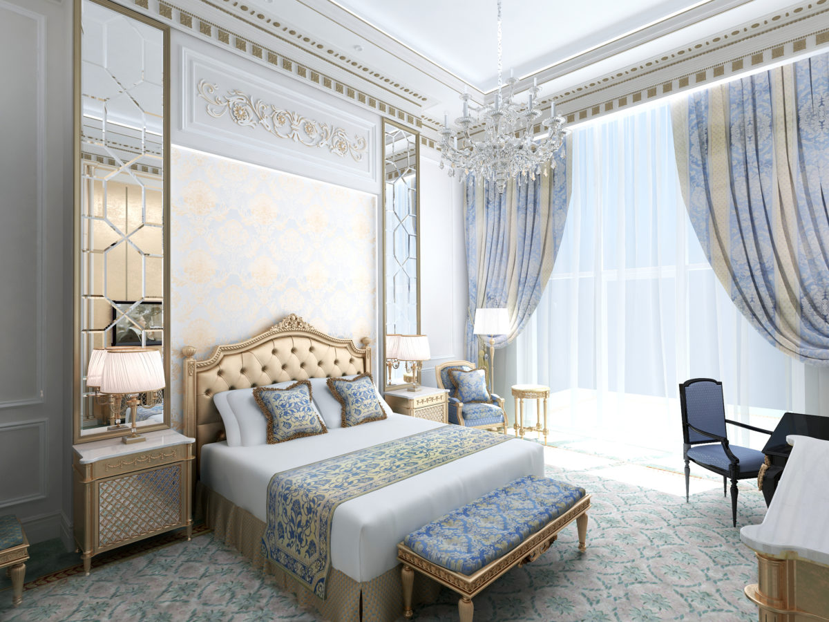 Guest Room | Luxury Hotel Emerald Palace Kempinski Dubai