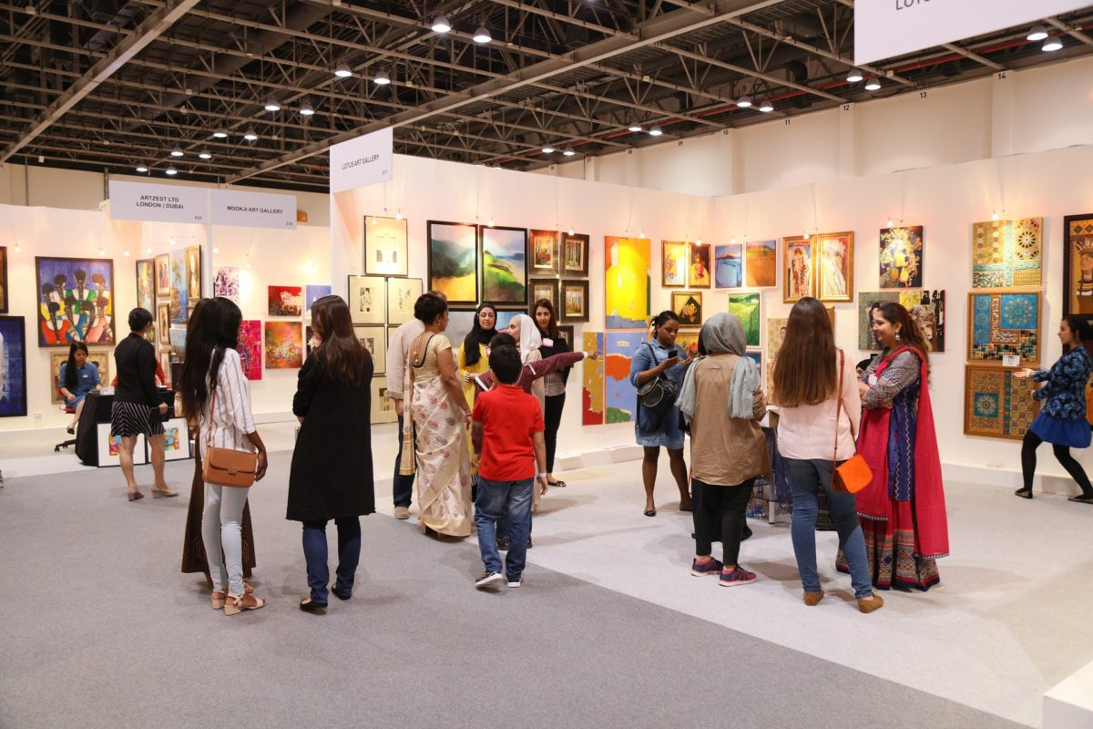 World Art Dubai Opens Today | The Luxe Diary