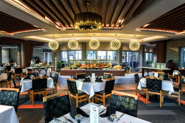 Main Dining Area | New Launch Ladies Night Fogo de Chão in Dubai | The Luxe Diary