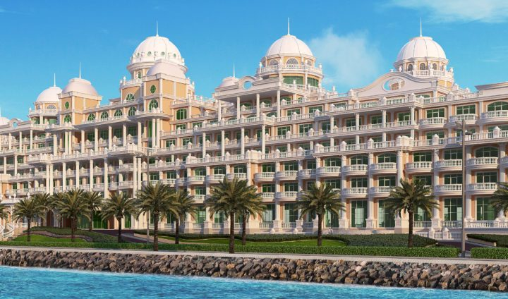Ocean View | Luxury Hotel Emerald Palace Kempinski Dubai