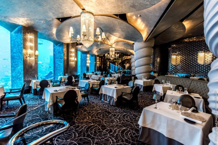 Ossiano | Atlantis The Palm | Culinary Journey in Brittany, France