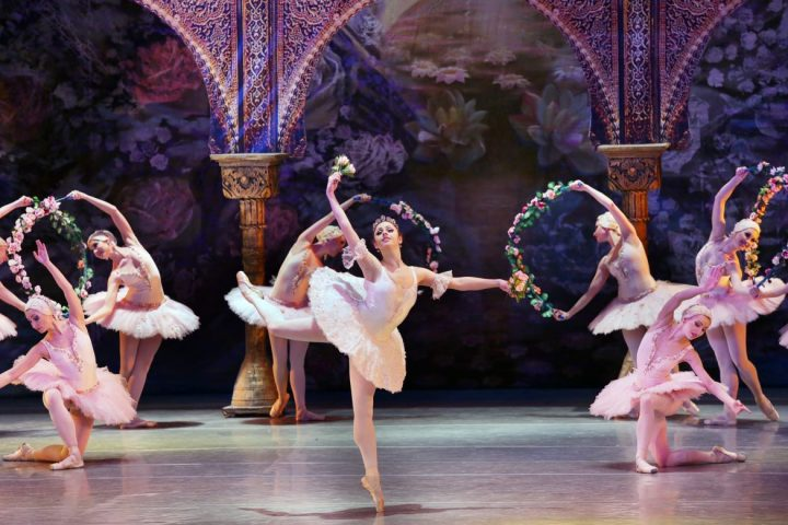 First Emirati Ballerina at The Enchanting Finale of Abu Dhabi Classics 17/18 | The Luxe Diary