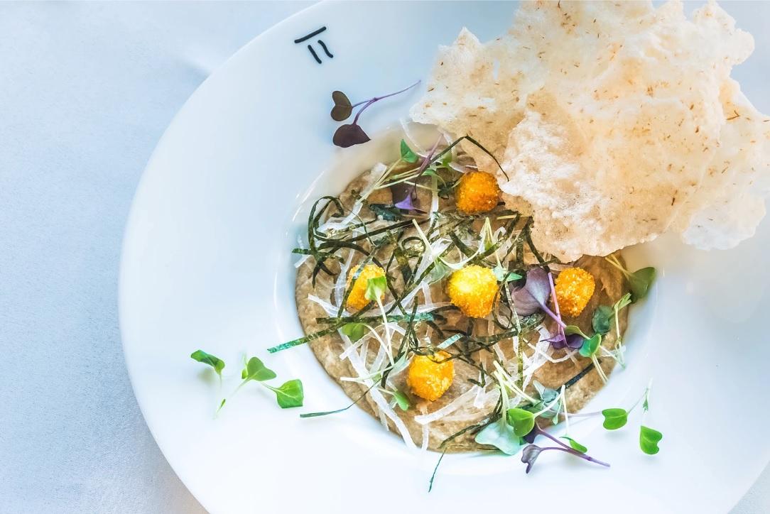 Pierre Gagnaire   New Restaurant Open Launch Dubai   The Luxe Diary   Soup