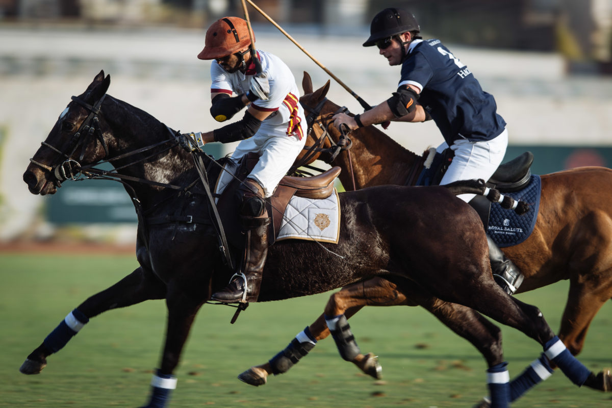Polo Action, British Exiles v Al Habtoor Polo | British Polo Day