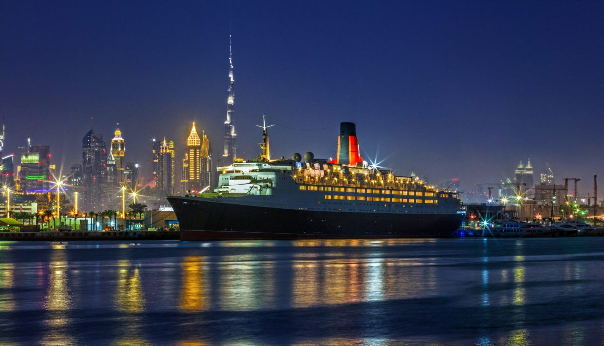 The QE2 Floating Hotel, New Dining and Entertainment Destination in Dubai, is about to Open | The Luxe Diary