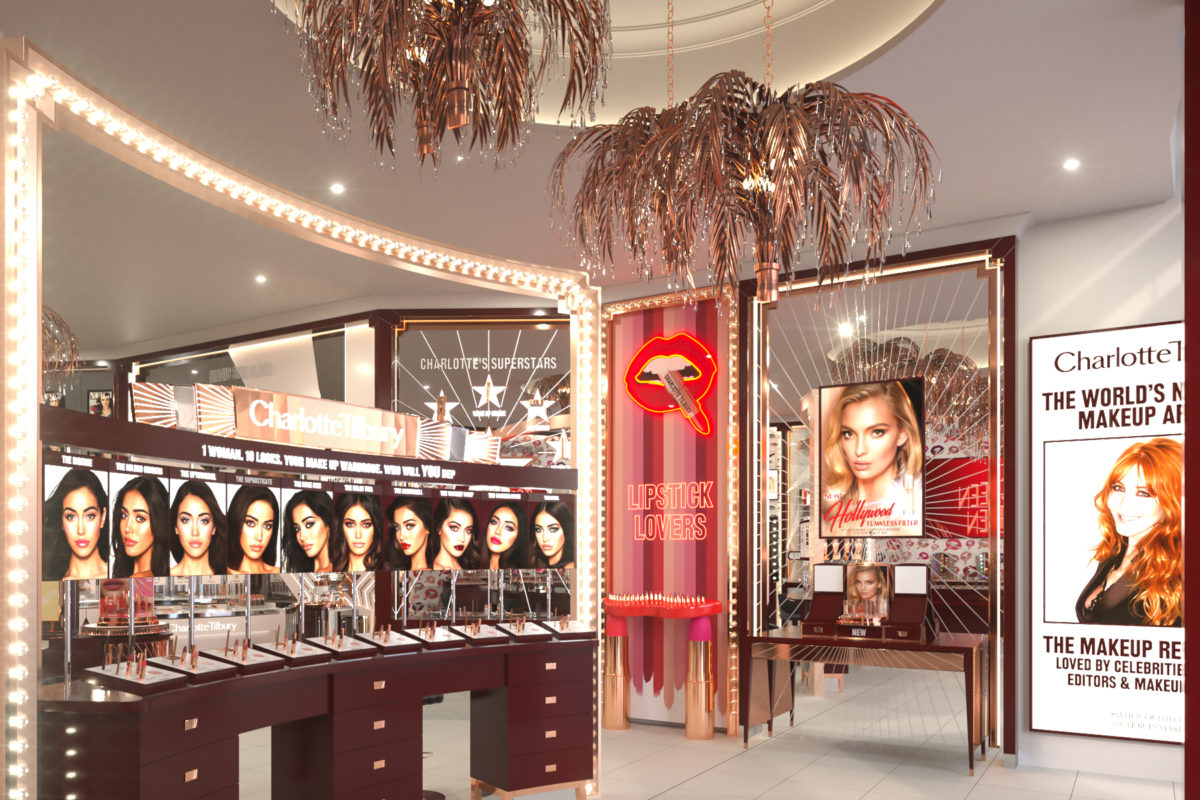 Charlotte Tilbury Announces Opening of her Beauty Wonderland in Dubai | The Luxe Diary