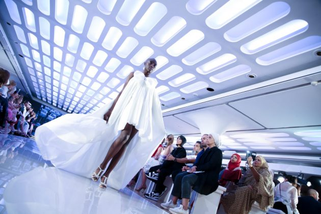 Arab Fashion Week's Sixth Edition Concludes in Dubai | The Luxe Diary