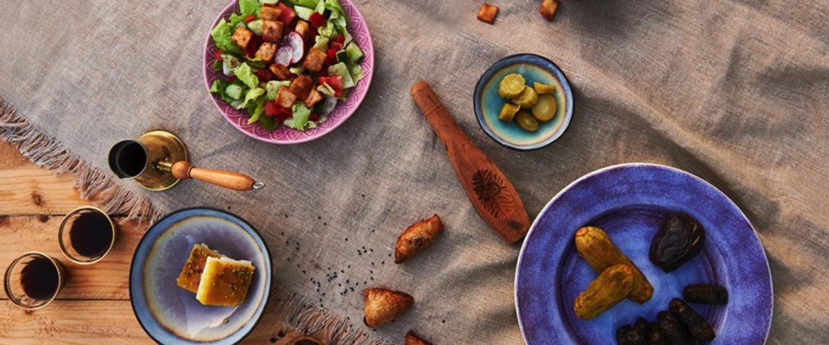 Blast Catering Lawrie Shabibi Ramadan in Dubai Iftar | The Luxe Diary
