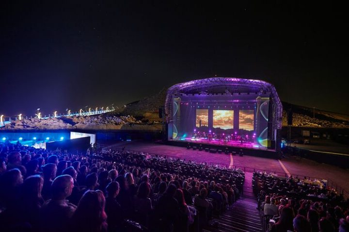Ras Al Khaimah Exclusive Rock VS Classic Concert on top of Jebel Jais | The Luxe Diary