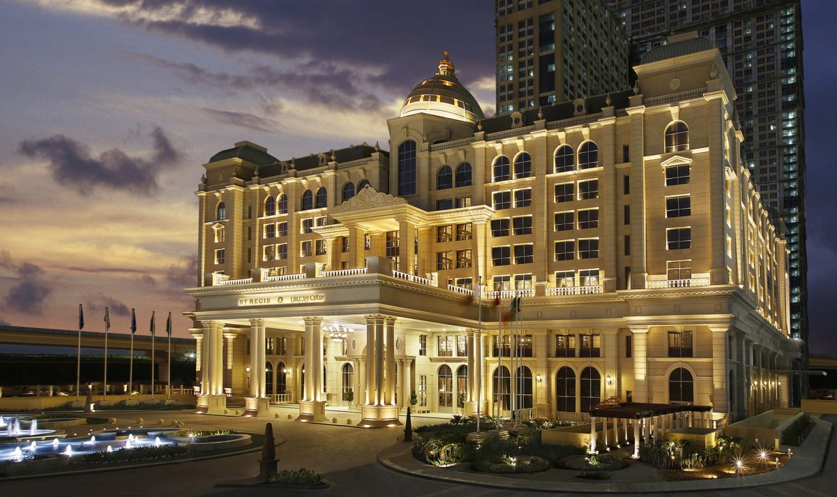 Ramadan at the St Regis Dubai | The Luxe Diary