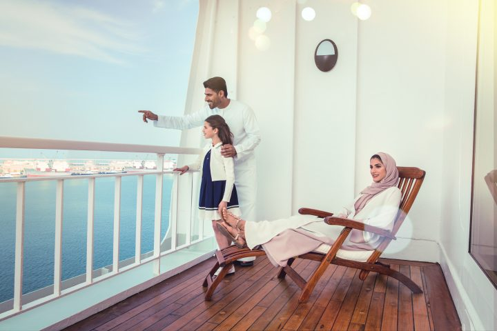 Floating Iftar QE2 Dubai Ramadan | The Luxe DIary