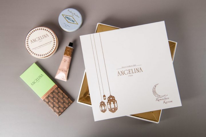 Angelina Paris Ramadan Boxes & Treats at Dubai Mall | The Luxe Diary
