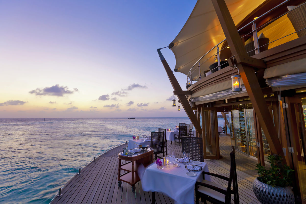 Celebrate Eid-Al-Fitr at Baros, a private island resort in the Maldives | The Luxe Diary