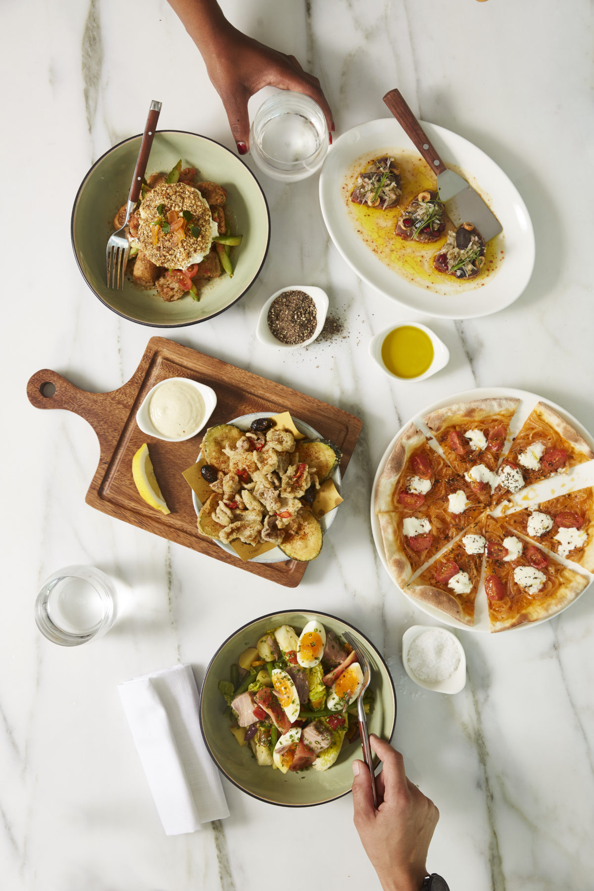 'carine' welcomes you all day this Ramadan with an 'a la carte' offering   The Luxe Diary