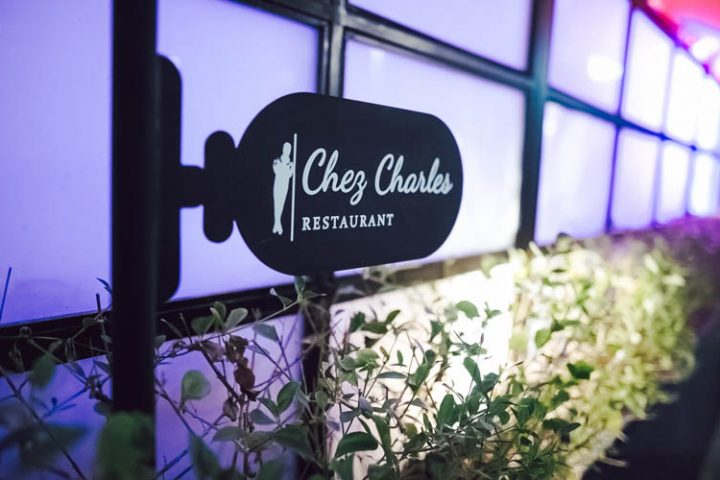 OOH La La - French Night at Chez Charles | 10 May 2018 | The Luxe Diary