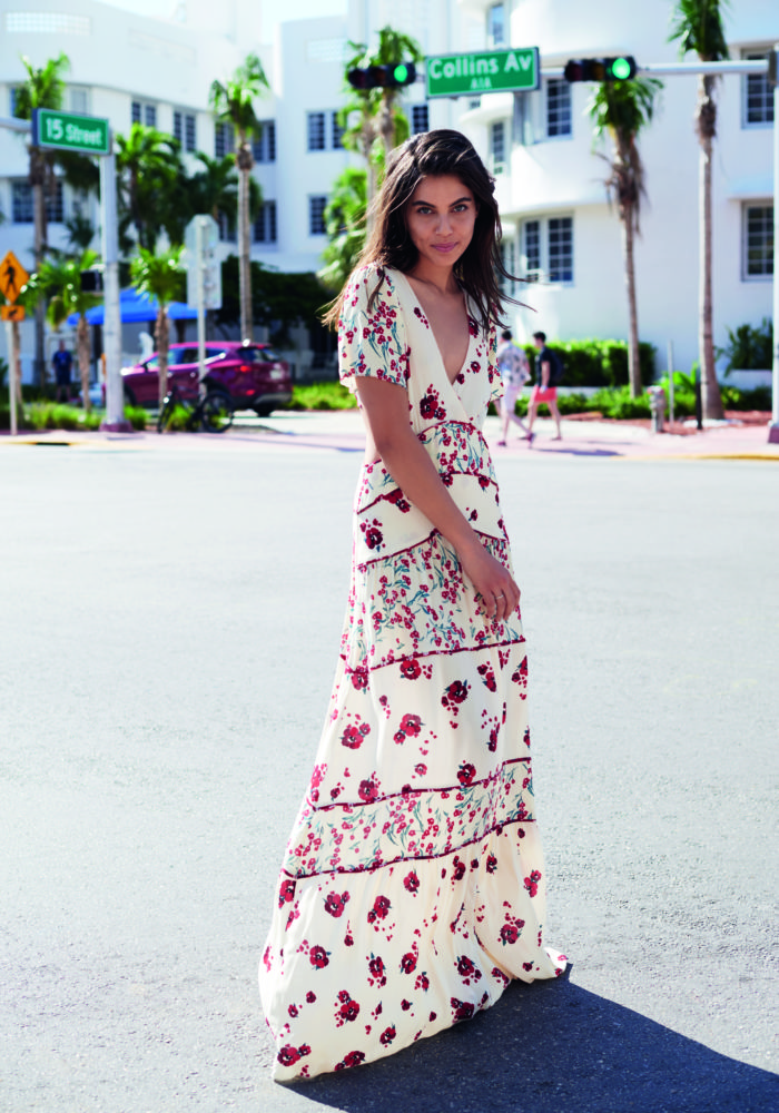Embrace Floral Trends this Summer with Ba&sh   The Luxe Diary