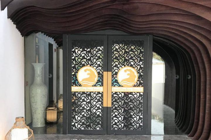 Buddha Bar Beach Abu Dhabi | The Luxe Diary Review | St Regis Saadiyat Island