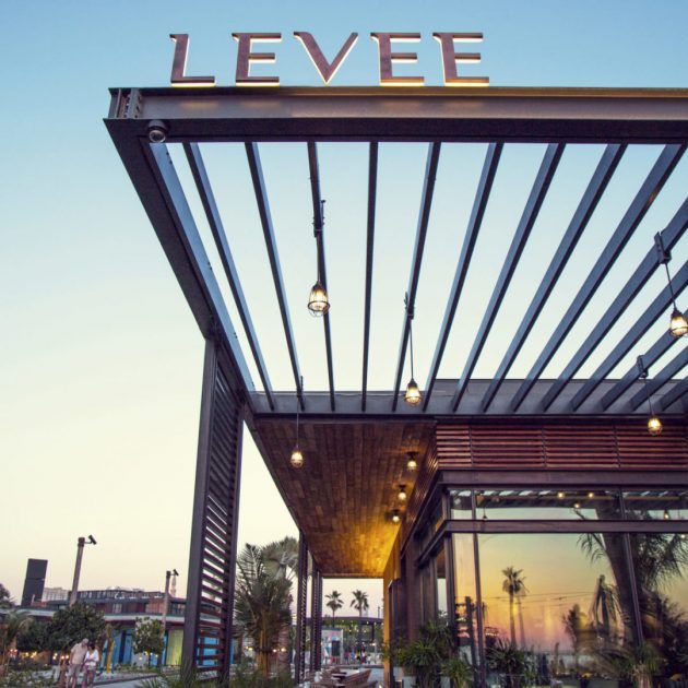Unwind & Enjoy Beachside Views at Levee this Summer | The Luxe Diary