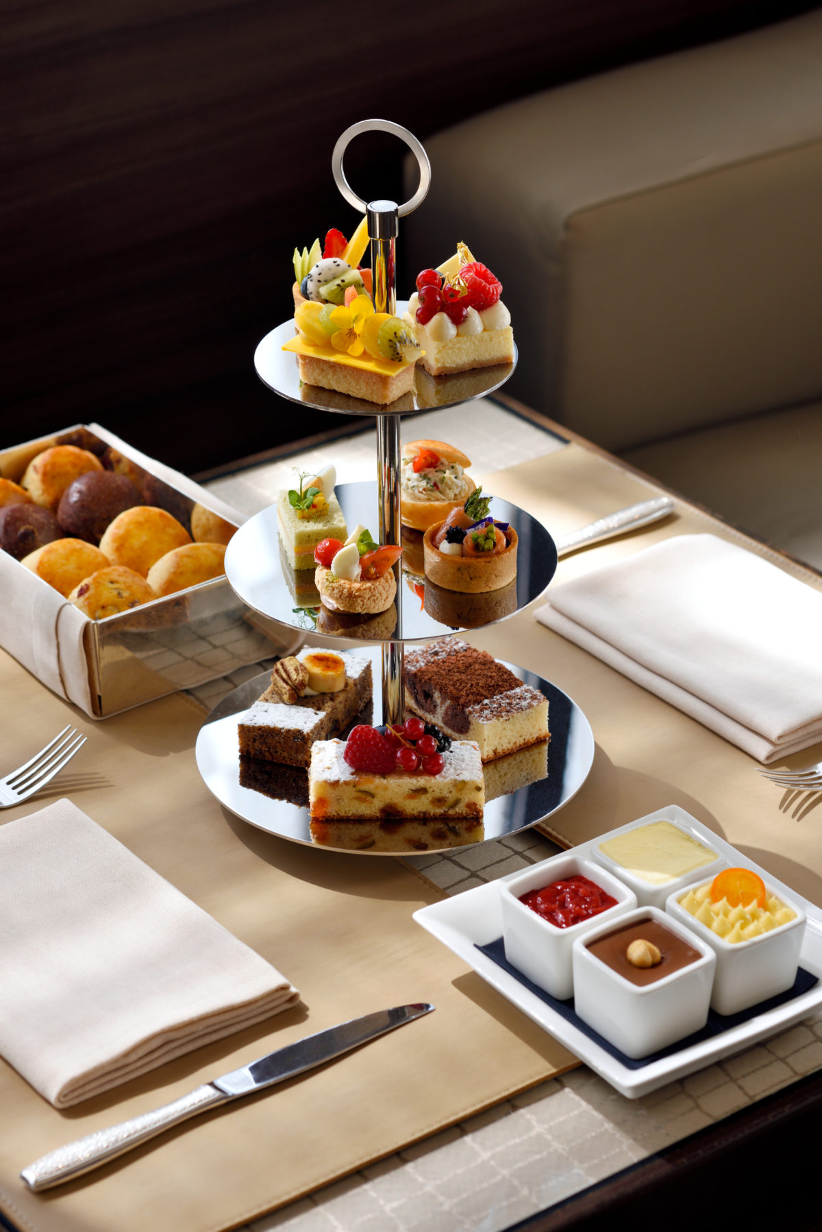 Treat yourself to Afternoon Tea at Armani Hotel Dubai this Summer | The Luxe Diary