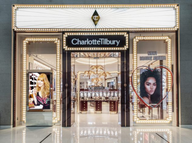 Charlotte Tilbury opens first ever Store in Dubai! | The Luxe Diary