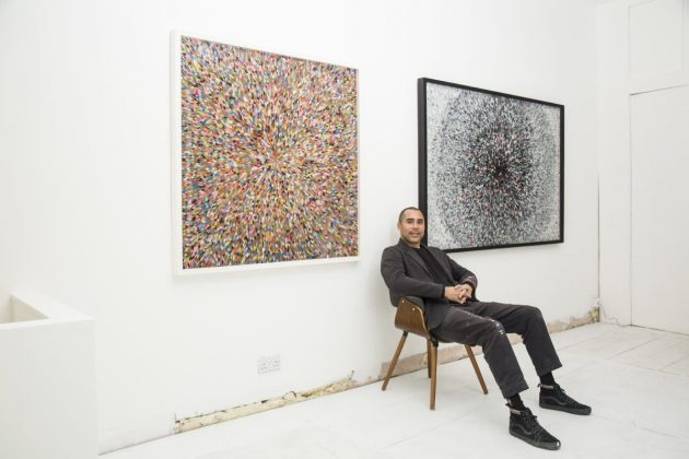 Artist and Celebrity favorite Robi Walters Exhibits for First Time in the UAE | The Luxe Diary