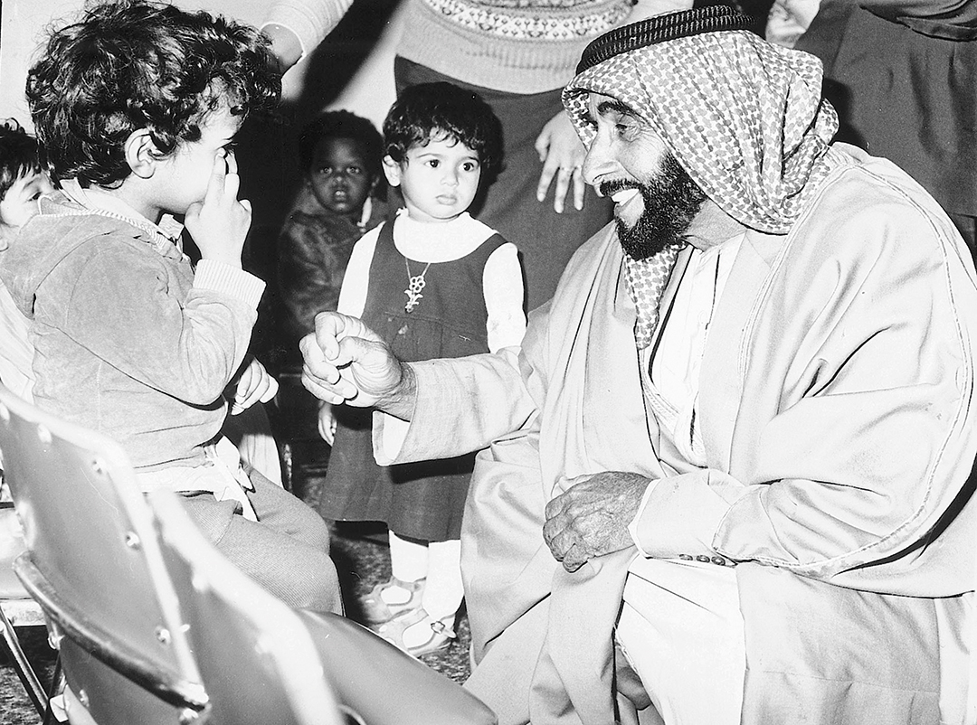 One&Only Royal Mirage Launches Exhibition Marking the Year of Zayed | The Luxe Diary