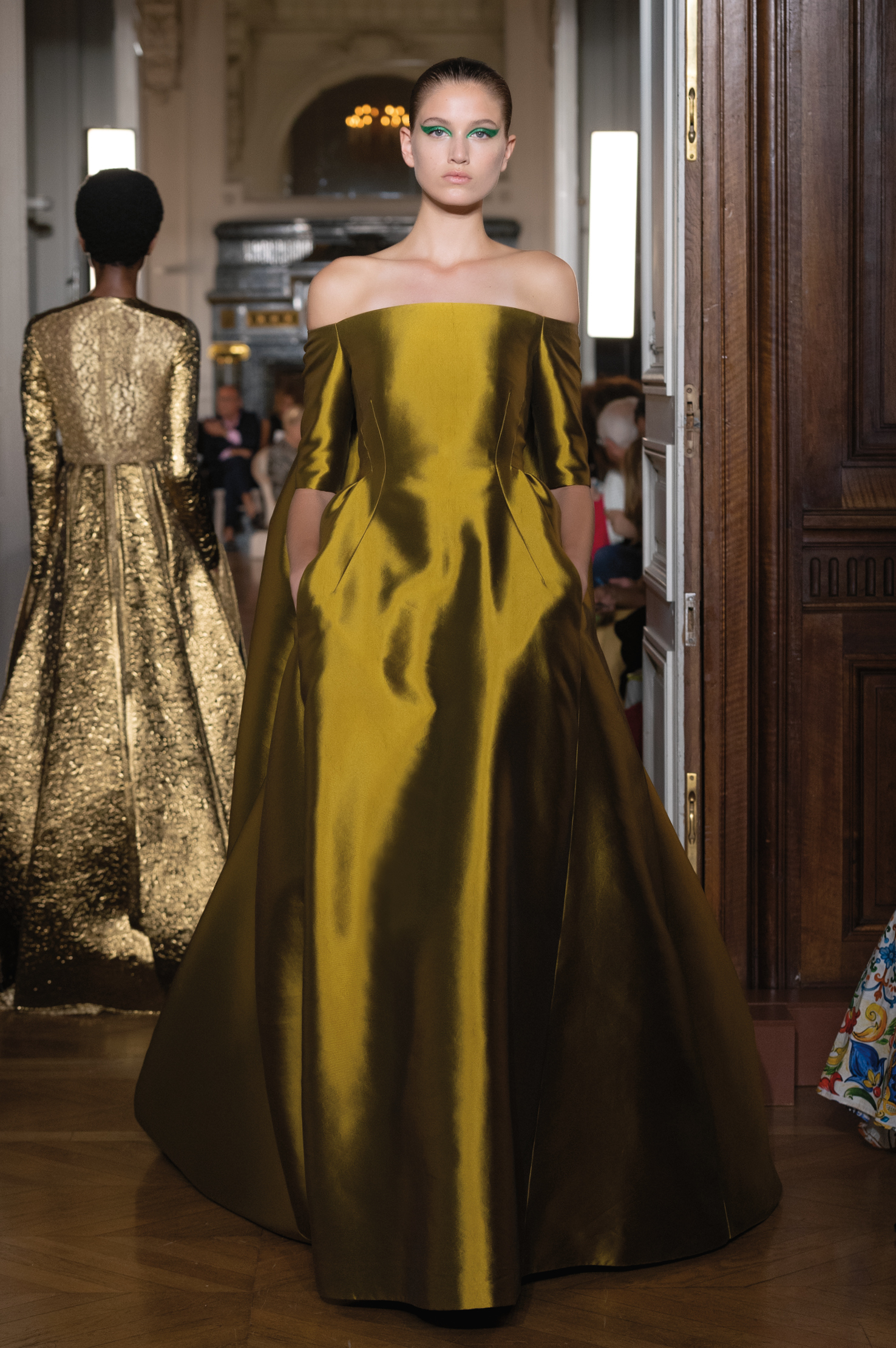 Valentino's Haute Couture AW 2018 Collection | The Luxe Diary