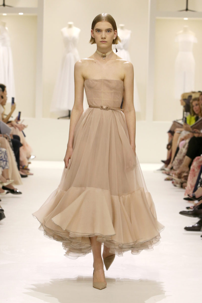 Dior Haute Couture Autumn-Winter 2018-2019 Collection | The Luxe Diary
