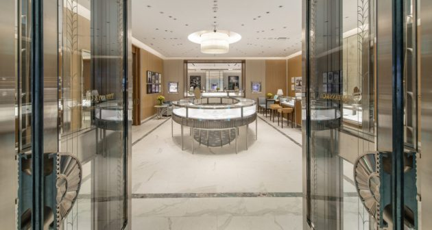 Tiffany & Co. opens new store at The Galleria on Al Maryah Island, Abu Dhabi | The Luxe Diary