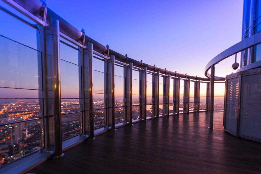 Sunrise sessions with 'At the Top' Burj Khalifa are back! | The Luxe Diary