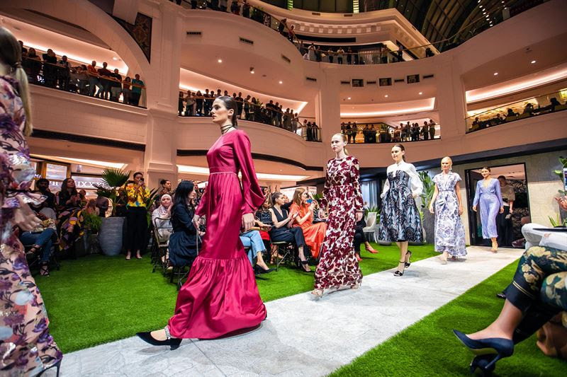 House of Bazaar Mall of the Emirates The Luxe Diary