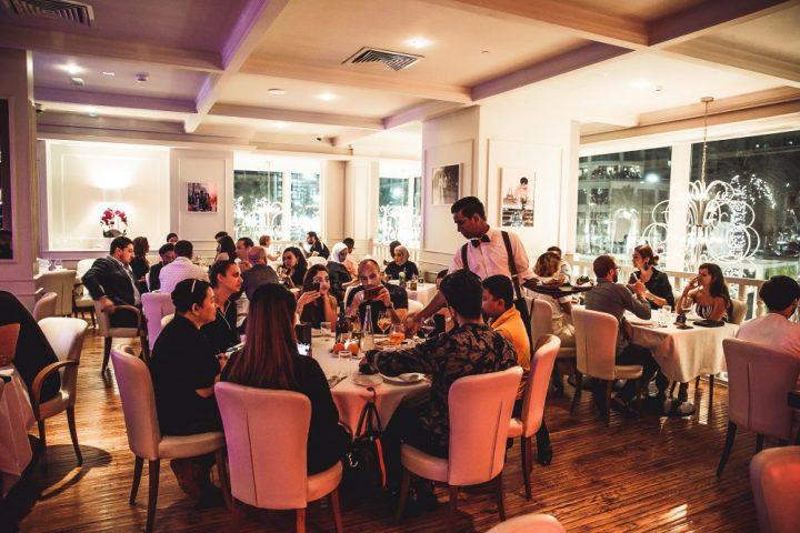 'La Parisienne' on Wednesdays at La Serre at Vida Downtown | The Luxe Diary